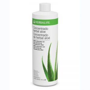 Herbal Aloe concentrado