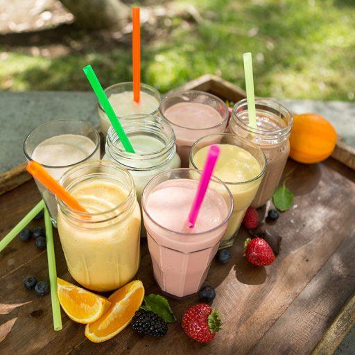Los batidos de Herbalife en el desayuno, te ayudan a perder peso sin pasar hambre.