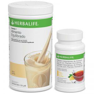 mis dietas saludables paquete rápido comienzo Herbalife