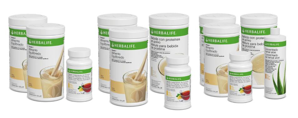 dietas-de-moda-pack-bienvenida-herbalife