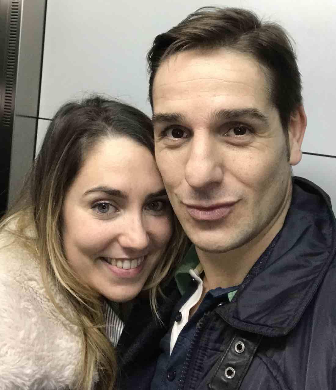 Alberto y Olga dietas saludables herbalife