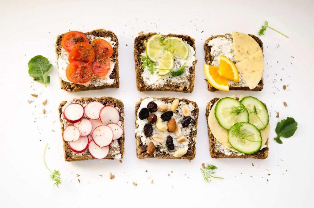 Nutrición Equilibrada y Alimentación Saludable Snack