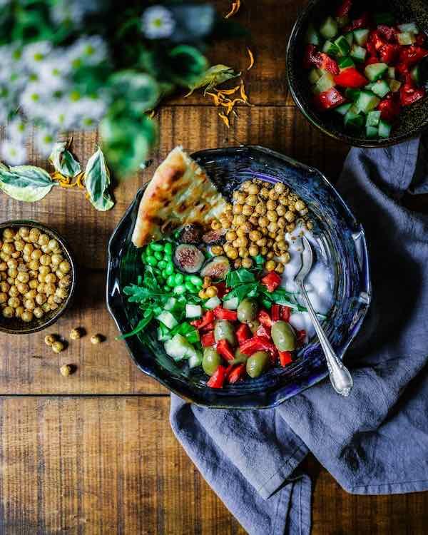 Cómo llevar una dieta saludable y equilibrada Judías y legumbres